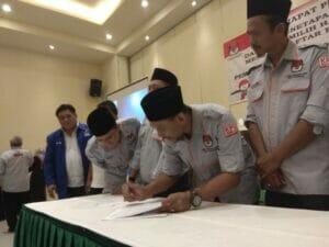 KPU Kota Tangerang Gelar Rapat Pleno Terbuka Tetapkan DPS