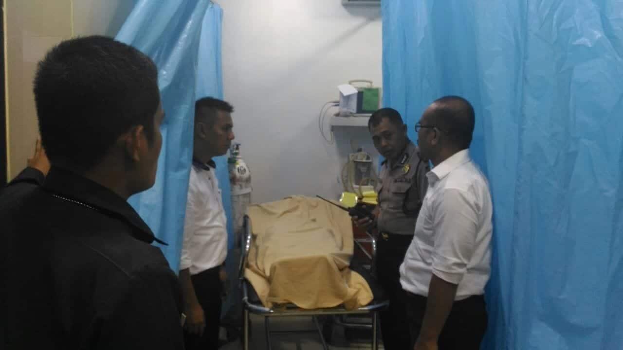 Polsek Jatiuwung Evakuasi Penemuan Mayat Pelajar SMP Di Dalam Bak Mobil Truk