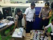 Ribuan Keping DVD Bajakan Diamankan Polrestro Tangerang