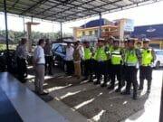 UPT Samsat Malimping Gelar Razia Pajak