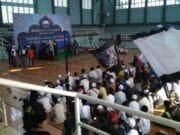 Ribuan Pelajar Kota Tangerang Deklarasikan Anti Tawuran