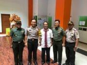 Jalin Silaturahmi, Kapolres Metro Tangerang Kota dan Jajaran TNI/Polri Sambangi Kampus Ahmad Dahlan