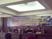 Dindik Kab. Tangerang Lakukan Sosialisasi UN Program Paket A, B dan C Tahun Pelajaran 2017/2018