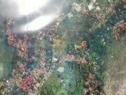 Warga Diminta Kosongkan Lahan Asset Satrudal Teluknaga