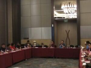 KPPU Gelar Diskusi Bersama Forum Jurnalis