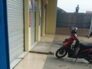 Seorang Tuna Wisma Ditemukan Tewas di Depan Bengkel Sepeda Motor