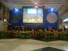 Marawis Qotrunnada Rutan Rangkasbitung Meriahkan Islamic Book Fair 2018