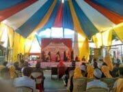 Ratusan Pelajar Se-Kabupaten Lebak Datangi Rutan Rangkasbitung