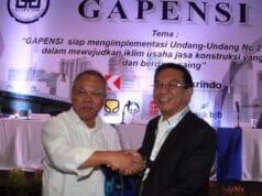 Basuki Hadimuljono Diminta Klarifikasi Atas Keluhan Gapensi