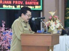 Disnakertrans Banten Sosialisasi Tentang Wajib Lapor Ketenagakerjaan Secara Online