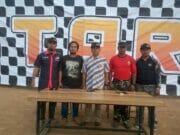 Sengit Gelaran Xtrim Enduro Race Banten 3 diikuti Pembalap Prancis