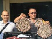 Polresta Tangerang Gerebek Pabrik Mercon, Amankan Ribuan Petasan