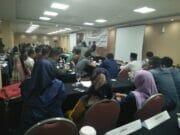 PANWASLU Kabupaten Tangerang Lakukan Kegiatan Penguatan Kelembagaan Panwaslu Kecamatan se - Kab. Tangerang
