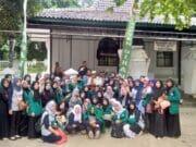 Gali Sejarah Banten, Mahasiswa Prodi PG PAUD STKIP Situs Banten Kunjungi Tiga Lokasi Bersejarah