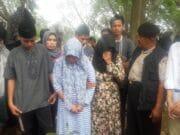 Kapolsub Sektor Palem Semi Hadiri Pemakaman Tokoh Masyarakat Asal Banyuwangi
