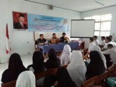Anggota DPD RI, H Ahmad Subadri Paparkan Empat Pilar MPR RI di Teluknaga