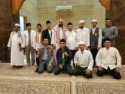 Hadiri Safari Terawih Syeikh Zakaria Khalil, Turidi Susanto Ajak Umat Muslim Bantu Palestina