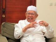 KH Ma'ruf Amin; Peserta Pilkada Harus Siap Kalah Dan Menang