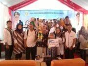 SDN 1 Sajira Kab. Lebak Raih Juara Tiga Setelah Bersaing Ketat Dalam Lomba Bercerita Tingkat SD Se-Banten