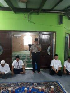 Polsek Karawaci Beserta PJU Polres Metro Tangerang Kota Buka Puasa Bersama Tokoh Masyarakat