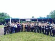 Polres Metro Tangerang Kota Gelar Apel Pasukan Mantap Praja Pilkada 2018