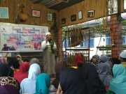 Gema Ramadhan di Kampung Literasi TBM Kedai Proses, Berbagi Rejeki di Bulan Suci