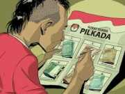 Dugaan Politik Uang, Tim No 3 Laporkan Paslon No 1 Ke Panwaslu