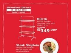 IKEA Hadirkan Penawaran Terbatas Mingguan