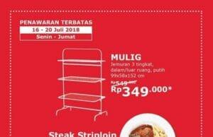 IKEA Hadirkan Penawaran Terbatas Mingguan Banten