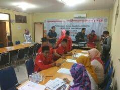 PDI Perjuangan Kota Tangerang Resmi Daftarkan Caleg