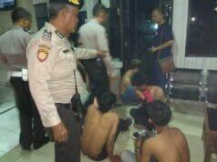 Patroli Biru Polsek Jatiuwung Tangkap Pelaku Perampasan HP