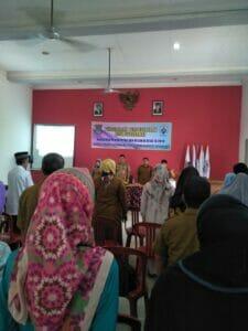 Gandeng Pegiat Literasi, Kepala Desa Sukadamai Gelar Kegiatan Pembinaan Perpustakaan Desa