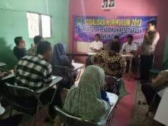 Sosialisasi Kurikulum 2013 Bagi Pengelola PKBM dan Tutor PKBM Kabupaten Tangerang
