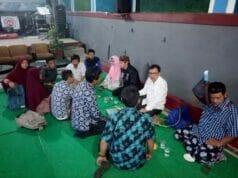 Kasi Budaya Baca Direktorat Bindiktara Kemdikbud Hadiri Acara Halal Bihalal Pegiat Literasi Lebak