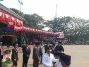 Wakil Bupati Lebak Serahkan Remisi Kemerdekaan Kepada 78 Narapidana Rutan Rangkasbitung