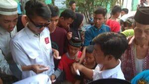 Posraya Indonesia Sembelih Hewan Qurban di Tangerang dari Presiden Jokowi