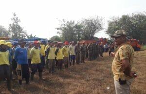 Warga Kampung Cacing Dibantu Satpol PP Menata Lingkungan untuk Jadi Destinasi Wisata Banten