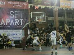 Garuda Bandung Menutup UPH Festival 25 dalam Basketball Exhibition