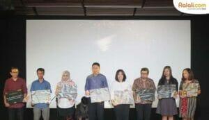 Ralali Beri Penghargaan untuk Mitra Perusahaan yang Aktif Berkonstribusi