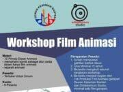 Ayo! Ikuti Workshop Film Animasi Bersama Dewan Kesenian Banten