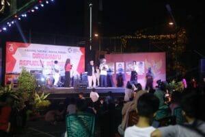 Jalin Persatuan dan Kesatuan, Warga Komplek Buana Cipondoh Meriahkan HUT NKRI ke-73