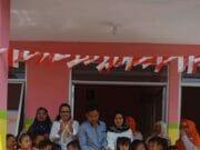 Kepala Desa Palasari Resmikan PAUD Kasih Ibu