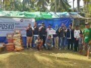 Garuda Aksi Siaga Membangun Senyum di Pulau Lombok