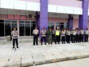 Polresta Tangerang Selatan Lakukan Pengamanan Liga 2 Persita Vs PSPS Pekanbaru