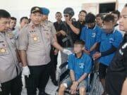 Kelompok Begal Sadis Dibekuk Polisi Satu Pelaku Ditembak Mati