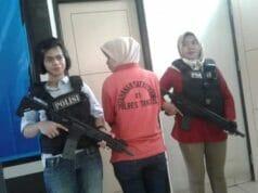 Wanita Pemalsu Dokumen Pembiayaan Leasing Ditangkap Polisi