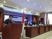 DPRD Kota Tangerang Gelar Rapat Paripurna Bahas Tiga Raperda