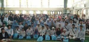 Peringati 1 Muharam, Ramjad Santuni Anak Yatim Tangerang