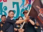 Airin Lantik Pengurus DPC GANNAS Pondok Aren Periode 2018-2023