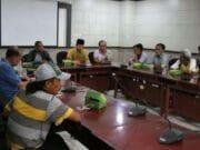 Ketua Komisi IV DPRD Kota Tangerang Tampung Aspirasi Para Sopir Angkot